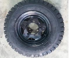 Lốp bánh xe 3 bánh những điều cần lưu ý