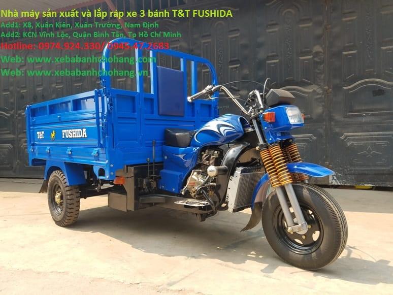 xe ba bánh 250cc