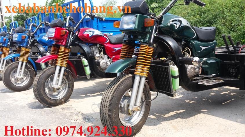 Xe lôi ba bánh Nam Định
