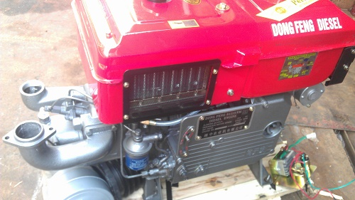 Đầu nổ D30 dùng để chạy xe 3 gác