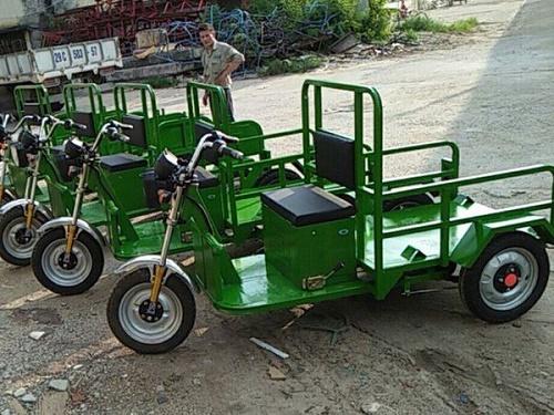 Xe giúp cho người khuyết tật dễ dàng di chuyển