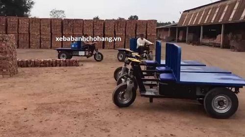 Xe thích hợp chở vật liệu cho công trường