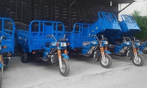 xe ba gác