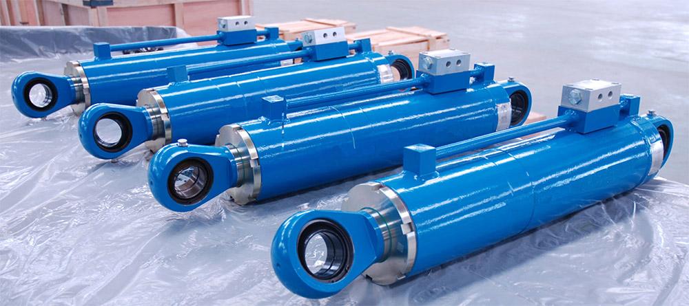 hệ thống thủy lực xe ba bánh